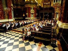 Organ Concert in St. Stephen's Basilica, Budapest
