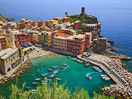 BAH  Cinque Terre Tour from Florence