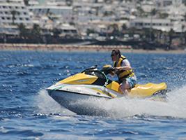 Jet Bikes Safari and Rental, Lanzarote
