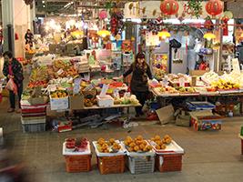 Kowloon food culture in English, Hong Kong