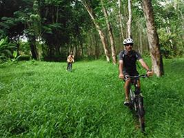 Phuket countryside bike tour, Phuket