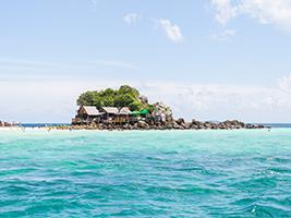 Excursion around Koh Khai Nok and Khai Nui Islands, Phuket