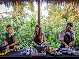 Cambodian cooking class, Siem Reap - North