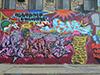 Los grafitis y el arte urbano de Nueva York