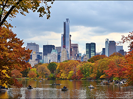 Central Park Tour, New York Area - NY