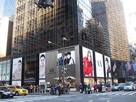 Fashion on Fifth Avenue, New York Area - NY