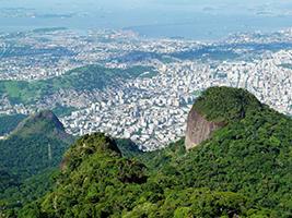 Hiking tour of Pico da Tijuca, Rio de Janeiro