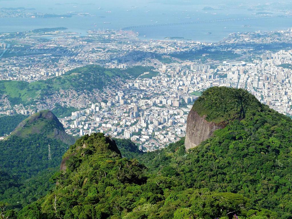 Excursão no Pico da Tijuca