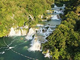 Krka National Park & Sibenik Tour - From Trogir and Split, Split-Middle Dalmatia