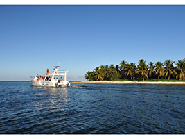 Nature reserve cruise, Punta Cana