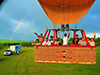 Vuelo en globo sobre Punta Cana