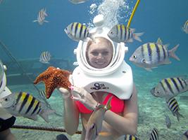 Sea Trek Lanzarote - Underwater tour, Lanzarote