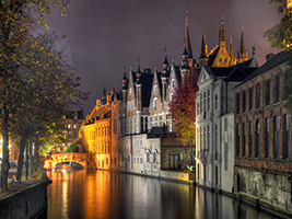 Guided Tour of Bruges - In Spanish, Brussels