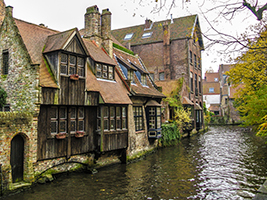 Guided Tour of Bruges - In Spanish, Bruges