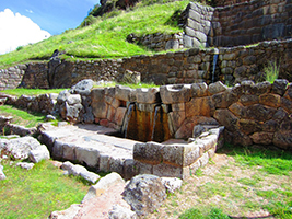 Nearby ruins in Cuzco, Cuzco