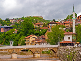 Sarajevo tour - private, Dubrovnik-South Dalmatia