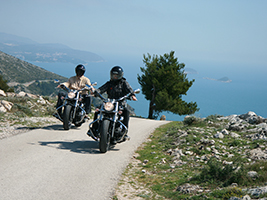 Coastal motorcycle adventure to Montenegro, Dubrovnik-South Dalmatia