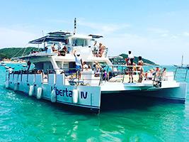 Boat Ride, Buzios