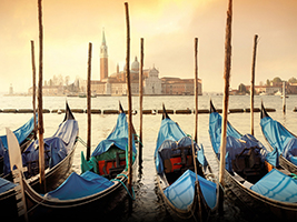 The legends of Venice, Venice (and vicinity)