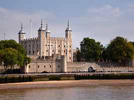 24 Hour River Cruise and Tower of London, London
