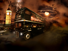 The Ghost Bus Tour, London