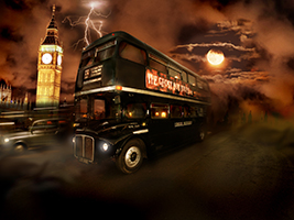 The Ghost Bus Tour - Edinburgh, Edinburgh