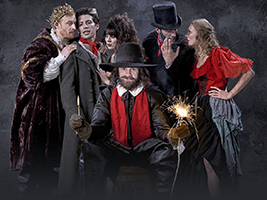River Cruise and the London Dungeon, London