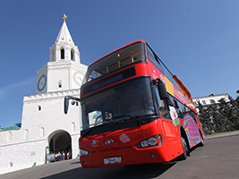 CitySightseeing St Petersburg Hop On-Hop Off, St Petersburg