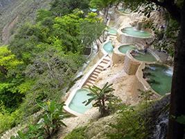 Thermal Paradise, Pachuca