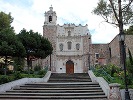 City Tour Pachuca, Pachuca