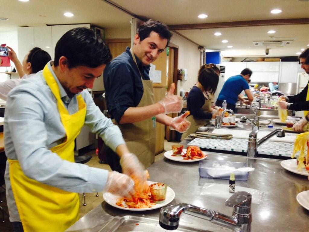 Cooking Course Korea
