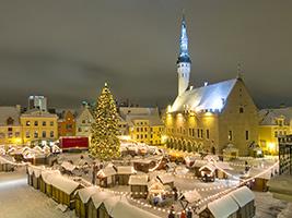 Tallin Card, Tallinn