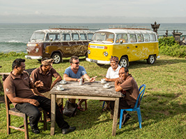 VW Kombi Spa Safari, Bali