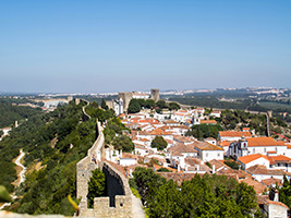 Obidos - Discover It Yourself Tour, Lisbon