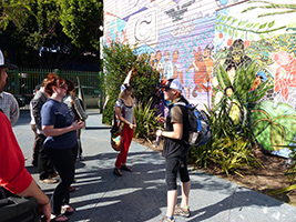 Flavours and Murals of the Mission, San Francisco Area - CA