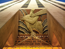 Rockefeller Center Tour, New York Area - NY