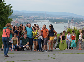 Ideal City Tour and Evening Danube Cruise, Budapest