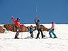 Tour panorámico a la estación de esquí de Farellones