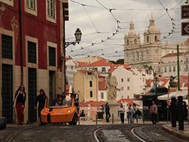 GPS GoCar Tour: City Tour Express, Lisbon