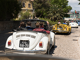 Full Day Tour to Sintra by Beetle, Lisbon