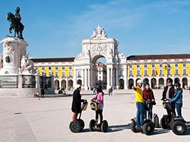 Segway Medieval Tour, Lisbon