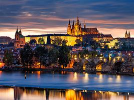Prague Castle Evening Tour, Prague