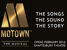 Motown the Musical - Shaftesbury Theatre, London