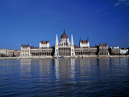 Grand City Tour with Transfer, Budapest