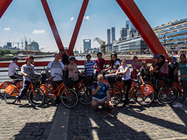 Bike Tour South of Buenos Aires, Buenos Aires