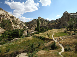 Rose Valley Hike and Kaymakli Underground, Cappadocia