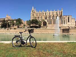Palma Old Town Bicycle Tour, Majorca