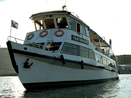 Rio de La Plata Cruise with Transfer, Buenos Aires