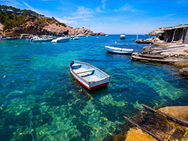 Ibiza in One Day, Majorca