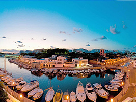 Entrada Viaje En Ferry A Menorca